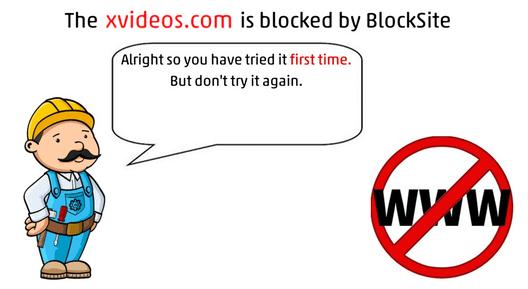 porn site blocked